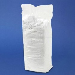 Chiffon coton blanc qualité...