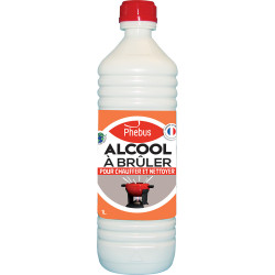 ALCOOL A BRULER