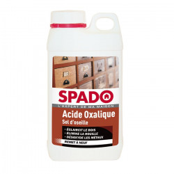 SPADO ACIDE OXALIQUE 750 Gr