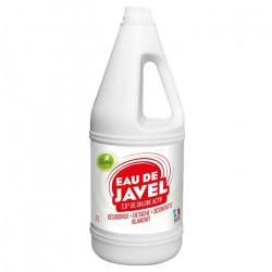 EAU DE JAVEL 2,6%...